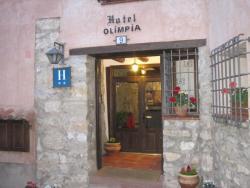 Hotel Olimpia, San Antonio, 9, 44100, Albarracín
