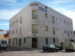 Hotel Gema, Antonio Blázquez, 104, 13400, Almadén