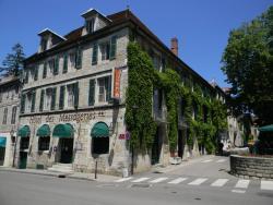 Hôtel des Messageries, 2, rue de Courcelles, 39600, Arbois