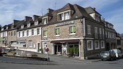 """Hôtel de la Place """"Chez Fanny"""", 1 Place du Marché, 14690, Pont-dOuilly"""