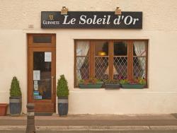 Le Soleil d'Or, 12 Route de Dijon, 21450, Saint-Marc-sur-Seine