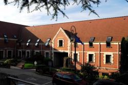 Citotel - Hotel Le Cèdre, 8, rue de l' Evêché, 60400, Noyon