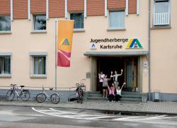 Jugendherberge Karlsruhe, Moltkestr.24, 76133, Karlsruhe