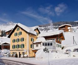 Hotel Posta, Via alpsu 217, 7188, Sedrun