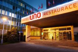 Hotel Uno, T.G.Masaryka 897, 56201, Ústí nad Orlicí