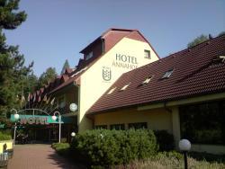 Hotel Annahof, Lesní Hluboké 33, 66483, Domašov
