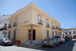 Hostal Niza, Plaza la Soleá, s/n, 21610, San Juan del Puerto