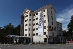 Hotel Westa, km 319+800 Brest highway M-1/E-30, 222720, Dzyarzhynsk