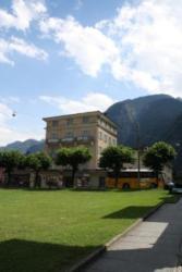 Albergo Basodino, Piazza, 6675, Cevio