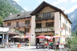Ristorante Alpino, In Piazza, 6637, Sonogno