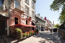 Auberge Place d'Armes, 24 Rue Saint-Anne, G1R 3X3, Quebec City