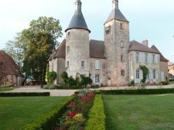Château de Clusors, Clusors, 03210, Saint-Menoux