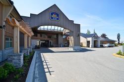 Best Western PLUS Langley Inn, 5978 Glover Road, V3A 4H9, Langley
