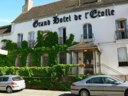 Grand Hotel de l'étoile, 1 rue Nationale, 45320, Courtenay