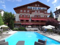 Hotel Christiania, 220 Av. Nobécourt, 38250, Villard-de-Lans