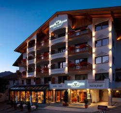 Hotel Schwarzer Adler, Dr. Tschiggfreystraße 33, 6543, Nauders
