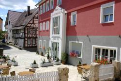 Gasthaus Traube, Neuffener Straße 16, 72581, Dettingen an der Erms