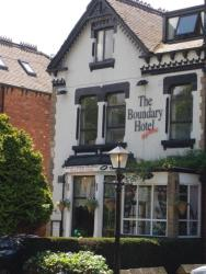 The Boundary Hotel - B&B, 42 Cardigan Road, LS6 3AG, Leeds