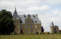 Château de la Bobinière, La Bobinière, 85640, Mouchamps