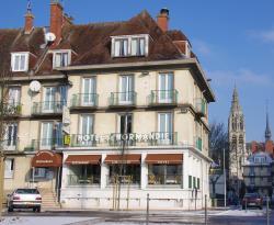 Logis Le Normandie, 19 Quai Guilbaud, 76490, Caudebec-en-Caux
