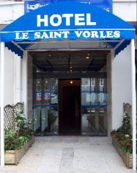 Hotel Le Saint Vorles, 1 rue Président Carnot, 21400, Châtillon-sur-Seine