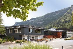 Hôtel-Restaurant de l'Embarcadère, 13 Avenue du Lac, BP 22, 01130, Nantua
