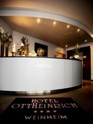 Hotel Ottheinrich, Hauptstrasse 126, 69469, Weinheim