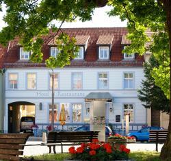 Bluhm's Hotel & Restaurant am Markt, Maxim-Gorki-Str. 34, 16866, Kyritz