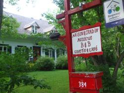 Maison et Jardin Monarde, 384 chemin du Roy St Augustin de Desmaures, G3A 0H2, Saint-Augustin-de-Desmaures