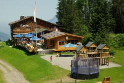 Berghotel Alpina am Pizol, Pizol, 7323, Wangs
