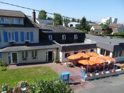 Hotel Restaurant des 4 Ecluses, 5, Chemin du Halage , 27600, Gaillon