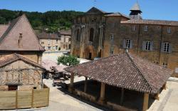 Les Songes de l'Abbaye, Place de l'Abbaye, 24480, Cadouin