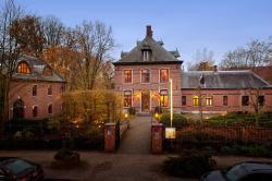 Hotel Roosendaelhof, Stationsstraat 50, 2440, Geel
