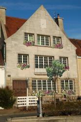 Villa Vent D'Bout - Chambres d'Hôtes, 2 Rue Des Franciscaines, 62231, Blériot-Plage
