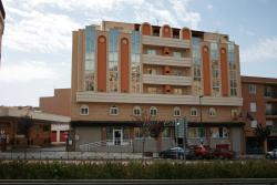 Hotel Cabañas, Avenida Ciudad Real, 3, 13500, Puertollano