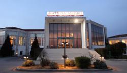 Athina Airport Hotel, 13th km Thessaloniki - Peraia, 57001, Thérmi