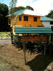 Wansemol Eco-Lodge, 75metros al Este de la Escuela Corazon de Jesus , 20114, Corazón de Jesús