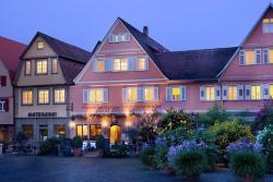 Romantik Hotel Friedrich von Schiller, Marktplatz 4+5, 74321, Bietigheim-Bissingen