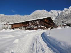 Heachhof, Hnr. 157, 6236, Alpbach