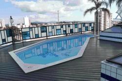 Hotel Plaza Inn Flat Residence, Rua Juscelino Barbosa, 1022, 37130-000, Alfenas