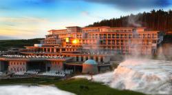 Saliris Resort Spa Hotel, Forrás út 6., 3394 Egerszalók