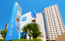 Blue Tree Towers All Suites Santo André, Av. Portugal, 1464, 09041-320, Santo André