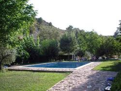 El Molino del Rio Argos, Camino Viejo de Achivel s/n, 30400, Benablón