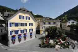 Hotel Restaurant Krone, Kronengasse 1, 6780, Шрунс