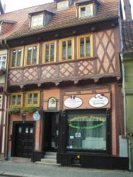 Gästehaus Sperling, Steinweg 70, 06484, Quedlinburg