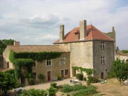 Le Vieux Chateau, Le Vieux Château - 6, rue de brelucan, 79600, Airvault
