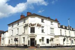 Grail Court Hotel, Station street, DE14 1BN, Burton upon Trent