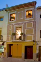 La Casa del Balcón, Calle Mayor, 28, 30440, Caravaca de la Cruz