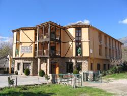 Hotel Valle del Jerte Los Arenales, Carretera Nacional 110, km 368, 10612, Jerte