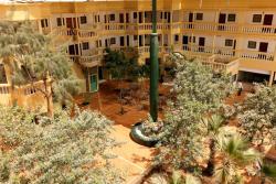 Hotel Barbas, Lamhairiz Aousserd, 73000, Aousserd